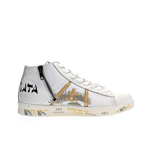 Premiata Tayld Sneakers Kvinde Kvinde Sneakers Premiata Hvid Hvid Premiata Tayld fTdZdx