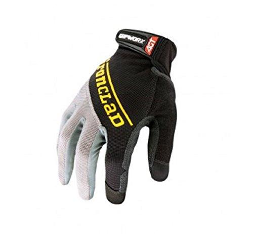 Ironclad Box Handler Gloves - Ironclad BGW-03-M Gripworx Series Gloves, Black, Medium