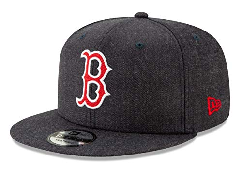 (New Era Boston Red Sox 9FIFTY MLB Heather Hype Snapback Hat)