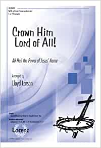 all hail the power of jesus name hymn pdf