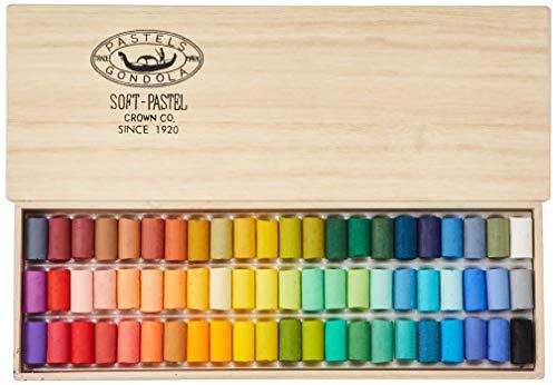 Gondola pastel 66 Colors Set (Japan Import)
