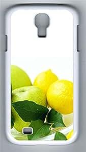 Samsung S4 Case Lemon PC Custom Samsung S4 Case Cover White