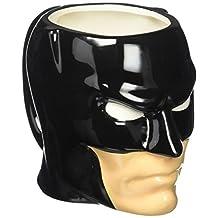 Zak Designs BTMC-8510 Batman Comics Ceramic sculpted Mug, Multicolor