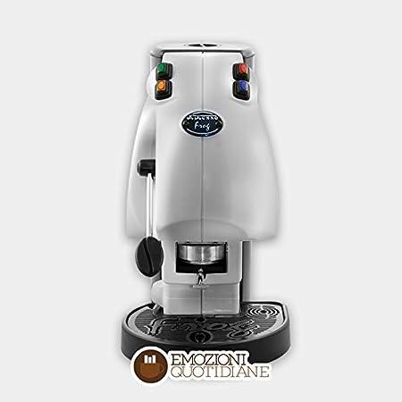 Máquina de café de monodosis de papel Ese 44 mm diesse Frog Color Gris Metalizado: Amazon.es: Hogar