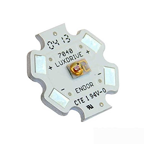 Rebel 07040-PL000-F Luxeon - Endor Star 1-Up Amber High Power (Luxeon Led Light)