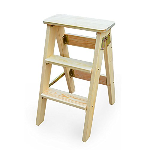 Step Stool Folding Stool Wooden Step Stools Kitchen