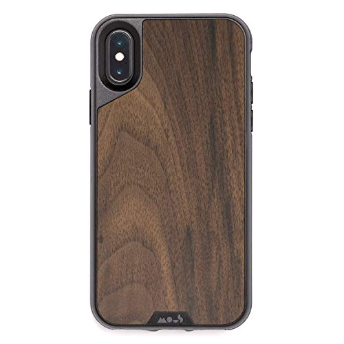 Real Walnut Screen Guard iPhone product image