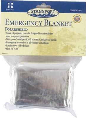 (Stansport Polarshield Blanket Emergency)