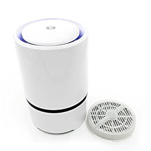 desktop air purifier usb portable air ionizer