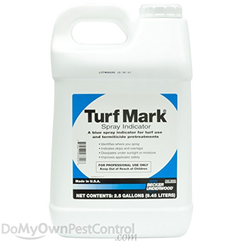 Turf Mark Blue - 2.5 Gallons by DavesPestDefense