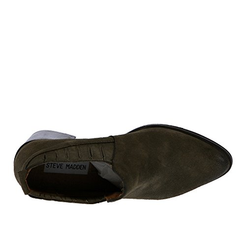 TRONCHETTO SUEDE STEVE MADDEN STEVE MADDEN PAUZE qSwOSg