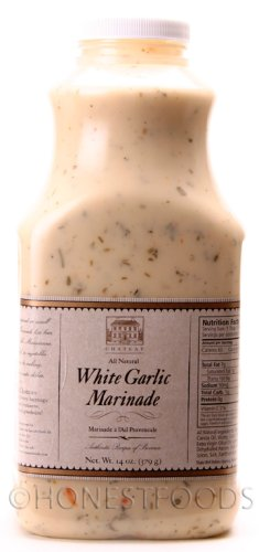 Chateau White Garlic Marinade, 1 (Creole Garlic Marinade)