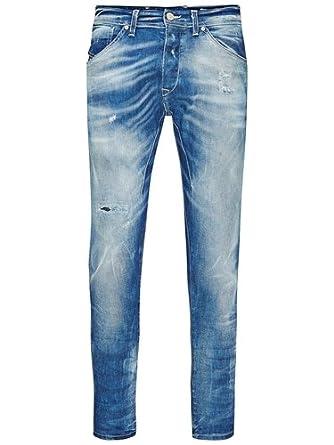 Jeans 33 Jack Größe Blau Bl Erik amp; Jones Slim Tristan Fit 452 IwfqHPw