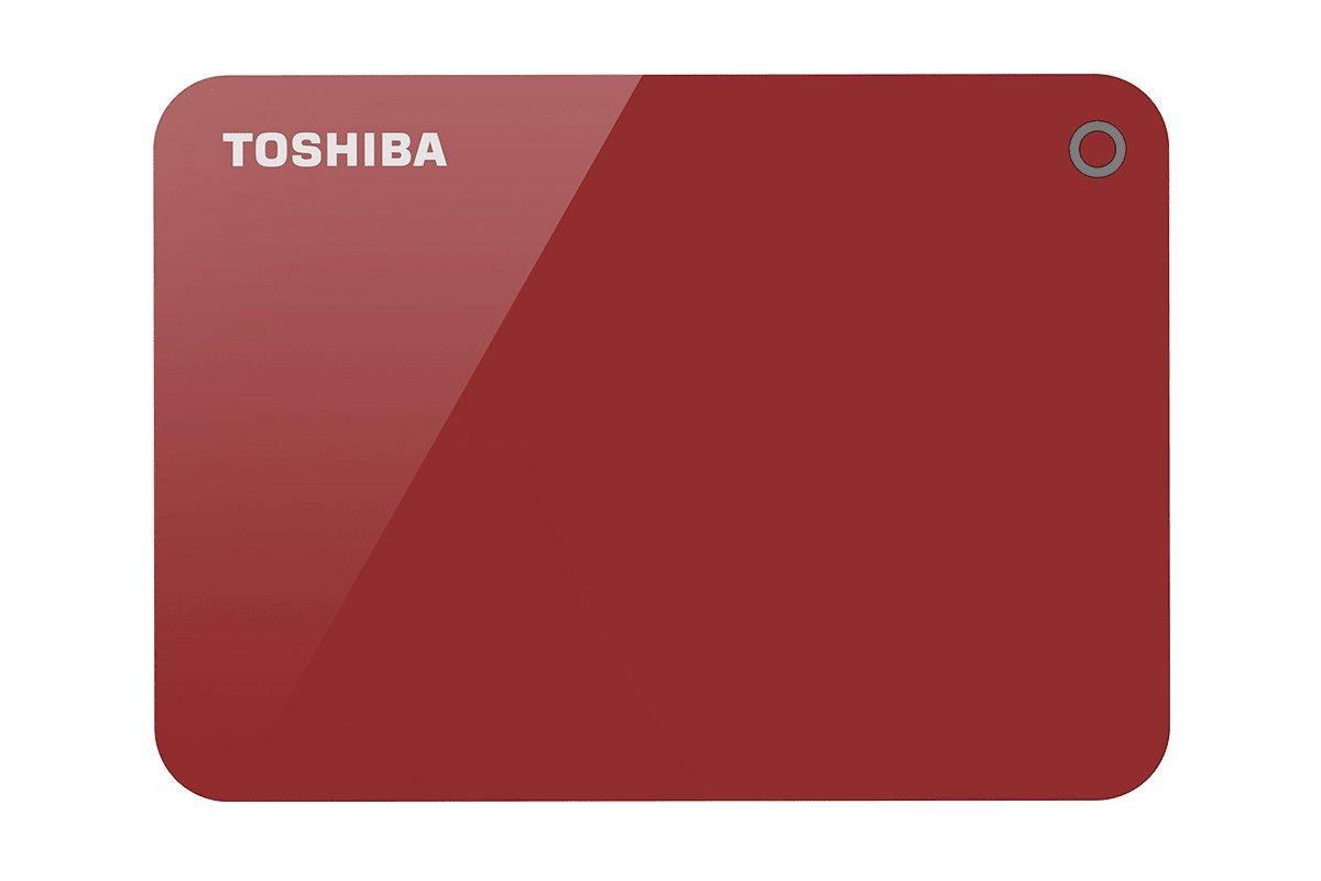 Toshiba Canvio Advance 2TB External Hard Drive