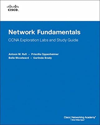 Network Fundamentals, CCNA Exploration Labs and Study Guide (Cisco Networking Academy Program) by Antoon Rufi (28-Jan-2008) Paperback