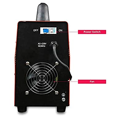 iBELL Heavy Duty Inverter ARC Welding Machine (IGBT) 250A with Hot Start, Anti-Stick Functions, Arc Force Control - 2 Year Warranty 9