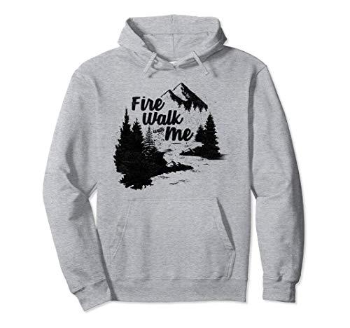 Twin Peaks Annual Fire Walk Hoodie (Twin Peaks Fire Walk With Me Ost)
