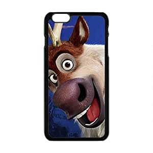 diy zhengHappy Frozen lovely deer Cell Phone Case for iphone 5/5s