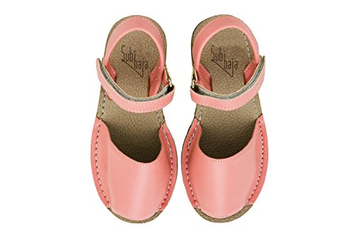 Subibaja Martina - Classic Menorquina/Avarca Sandals for Baby Girls | Toddlers SP5.5T by Subibaja (Image #3)