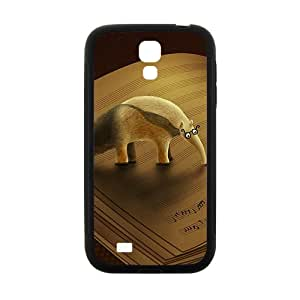 Creative Book Animal High Quality Custom Protective Phone Case Cove For Samsung Galaxy S4