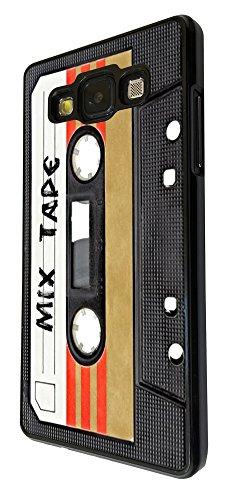 1082 - Cool fun mix tape casette player retro music dance hip hop rnb boom box Design For Samsung Galaxy Grand Prime Fashion Trend CASE Back COVER Plastic&Thin Metal - Black