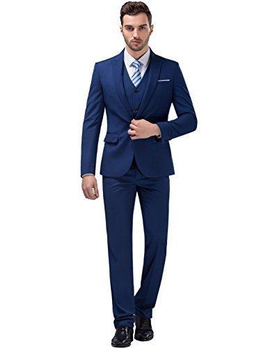 New 3 Piece Mens Suit - 2