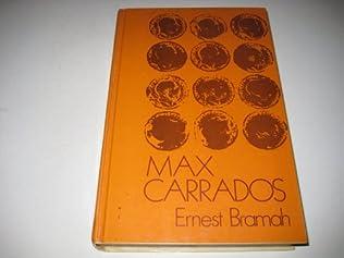 book cover of Max Carrados
