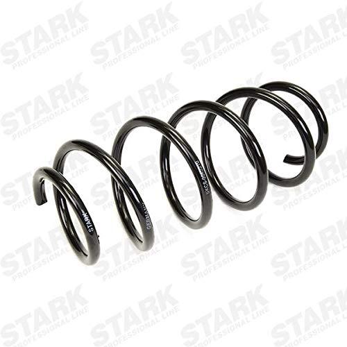 STARK SKCS-0040210 Fahrwerksfeder Spiralfedern Spiralfeder Schraubenfeder Vorne