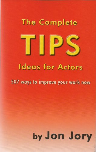 Complete Tips Ideas For Actors