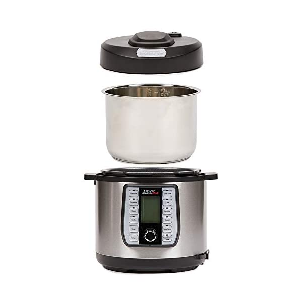 Power Quick Pot 8 QT 37-in-1 Multi-Use Programmable Pressure Cooker 3