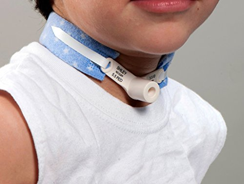 Dale® 242 PediPrints® Tracheostomy Tube Holders, Kids, (Medical Tracheostomy Tube)