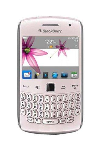 BlackBerry Curve 9360 Unlocked GSM 3G QWERTY Keyboard Smartphone - Ballet Pink