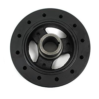 New EHBP-100 Engine Harmonic Balancer Crankshaft Pulley: Automotive