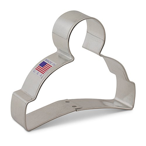 Winter Hat Cookie Cutter - Ann Clark - 3.75 Inches - US Tin Plated Steel