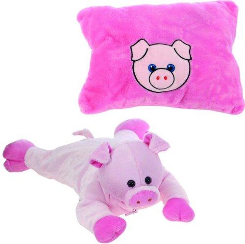Fiesta Peek-a-Boo Plush 18'' Pig