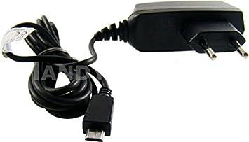 Caseroxx EU Cargador para el Blackview BV6000, cargador ...