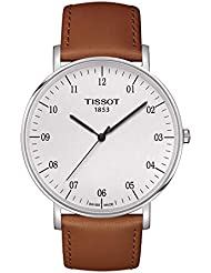Tissot Unisex Everytime Large - T1096101603700 Silver/Beige One Size