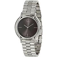 Calvin Klein K2U23141 Skirt Women's Quartz Watch (Black/Silver)