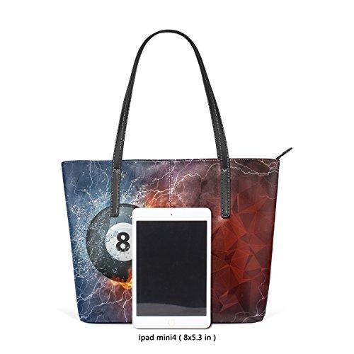 Coosun Muticolour Fuoco Bag Borse In Le Tracolla Per Palla Sacchetto Tote Da Nel Pu Della Donne E Borsa Acqua Biliardo Medio Pelle rxwr1BqA