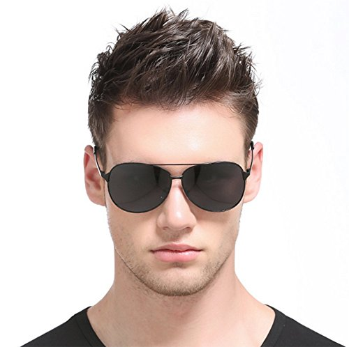 à Verres Mens polarized soleil lunettes A grand de cadre PnOXqTOA