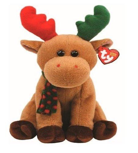 Ty Beanie Babies Harold - Moose