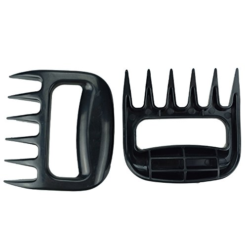 Savefavor BPA Free and Heat Resistant Solid Bear Meat Shredders Claws-2 pack _Worth-trying NEW product, LOW price.