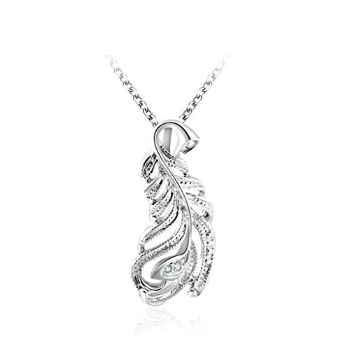 925 Silver Plated - Patricia Necklace - 7
