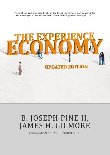 The Experience Economy, Updated Edition (Library Edition)