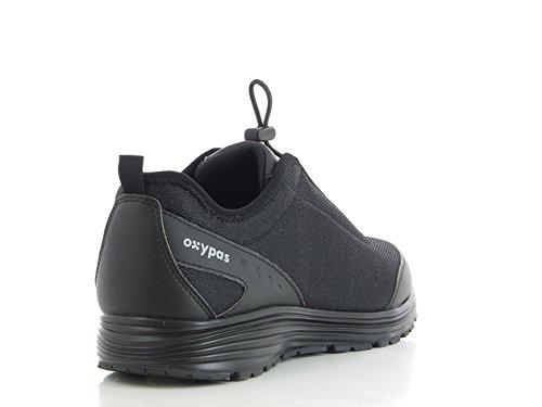Oxypas Mujer Para Negro Calzado Protección De USxrYwqS