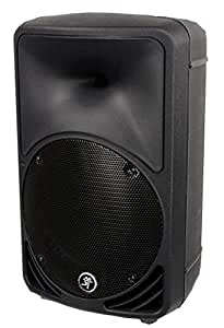 mackie c200 10 inch 2 way compact sr monitor musical instruments. Black Bedroom Furniture Sets. Home Design Ideas