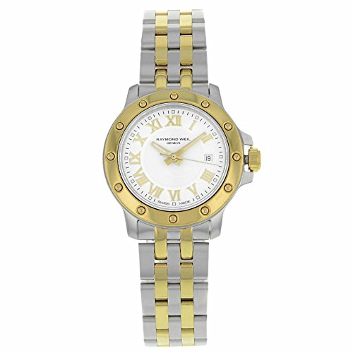 Raymond Weil Tango analog-quartz womens Watch 5399-STP-00308 (Certified Pre-owned)