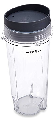 Ninja Pulse Blender Single Serving Replacement Cup and Lid (Ninja Pulse Accessories compare prices)