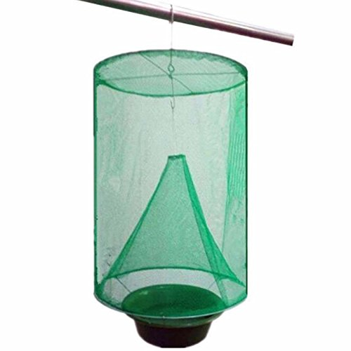 symboat Spot Home Insect Mosquito Fly Net Trap Sunshine Capture Net Hanging Catch Traping Bug Pest