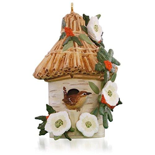 Marjolein Bastin A Home for Wren Ornament 2015 Hallmark -